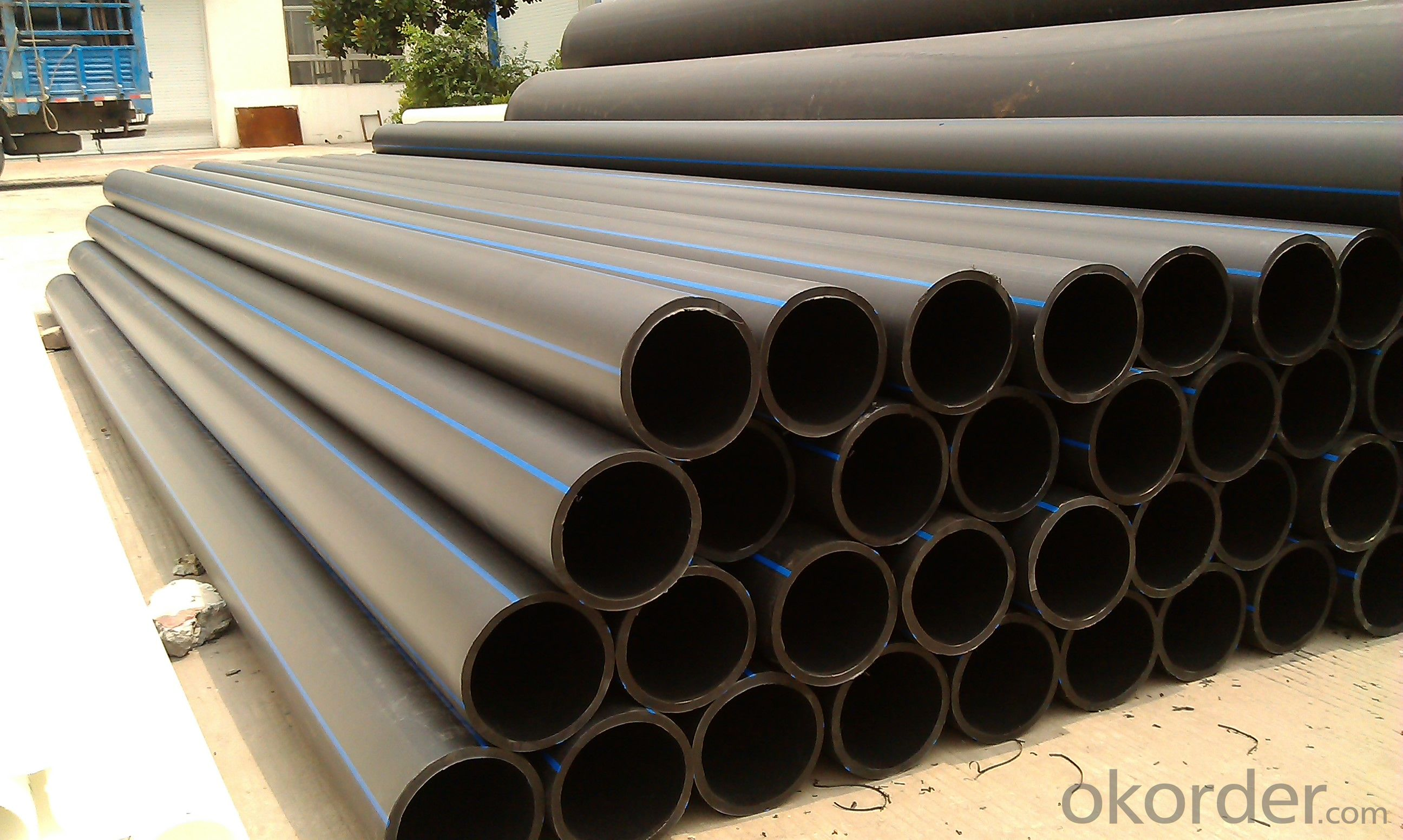 Buy hdpe pipe iso dn price size weight model