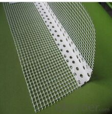 Drywall corner bead/pvc corner bead with mesh for wall protect