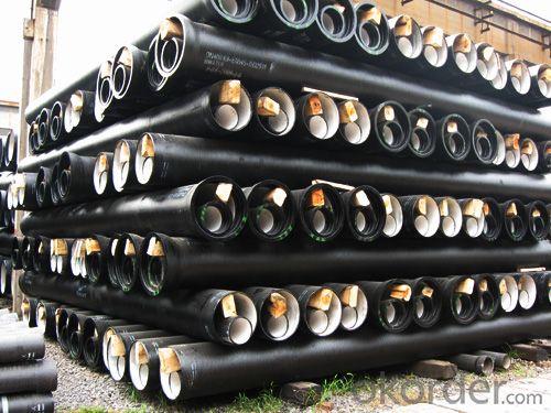 ISO2531 / EN545 DCI Pipes