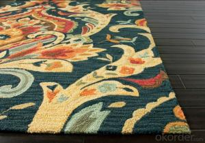 Polyester Outdoor Loop Pile Carpet