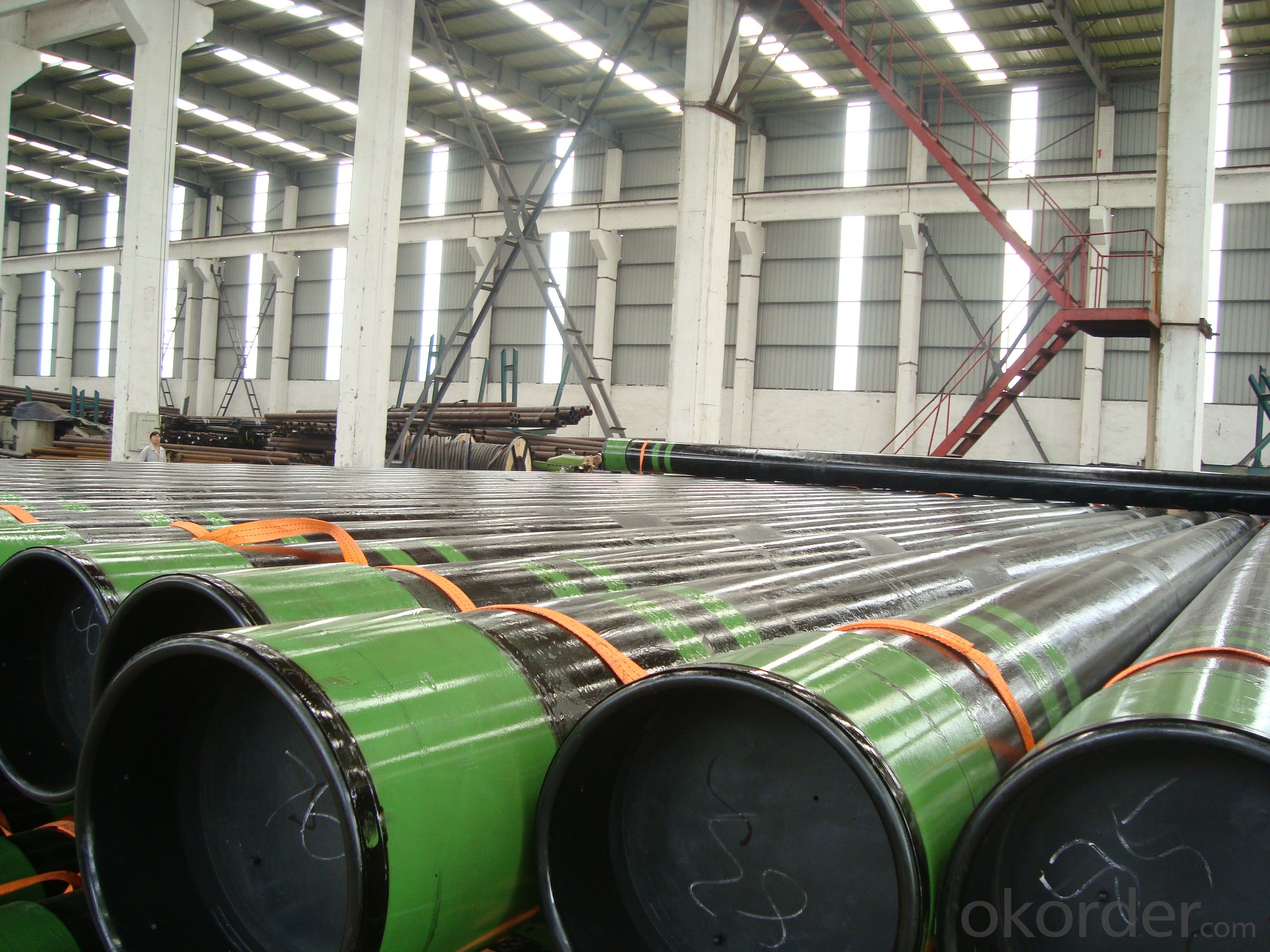 Seamless Casing Steel Pipe 2