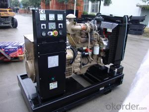 Disel Generator Set Cummind Engine