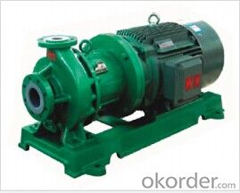 CQB-FB Fluoroplastic Alloy Magnetic Pump