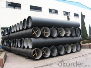 ISO2531 / EN545 DCI Pipe K9
