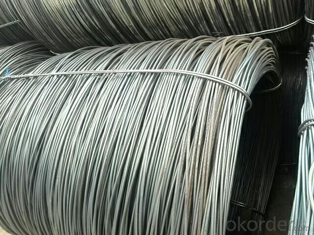 Hot Rolled Wire Rod Sae1006-1018B
