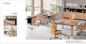 Office desk model-10