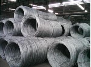 Standard ASTM, GB Wire Rod SAE1008B
