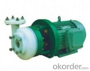 FSB(D) Fluoroplastic Alloy Centrifugal Pump
