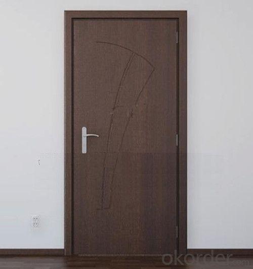 Iron Steel Security Metal Door 1721
