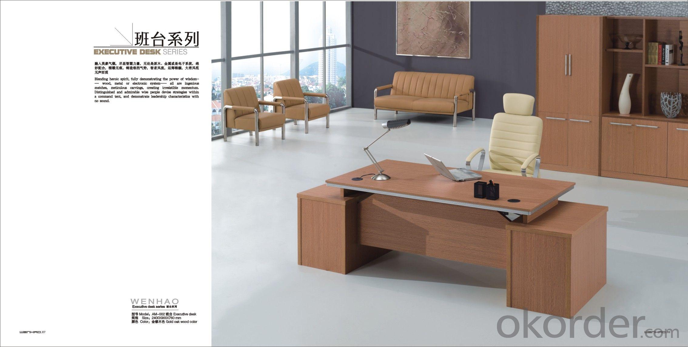 Office desk model-6