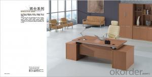 Office desk model-6