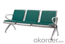 Latest Stainless Steel Waiting Chair 900-02H3