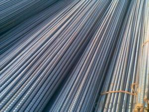 Hot Rolled Carbon Steel Deformed Bar 16-25mm with High Quality