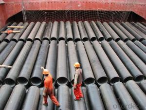 ISO2531 / EN545 DI Pipes K9