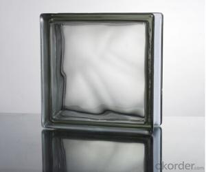 Glass Block (Cloudy Grey)