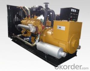 MTU Diesel Generator settings