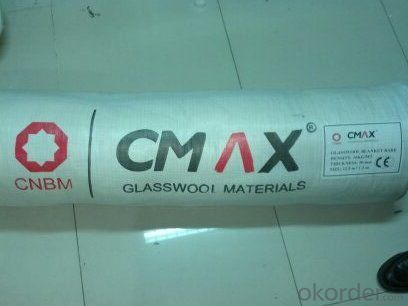 Excellent Quality Glass Wool Blanket Bare For Buildind Thermal Insulation