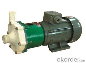 CQB Intubation Fluoroplastic Alloy Magnetic Pump