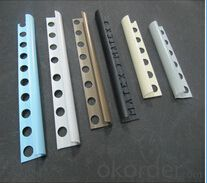 tile corner bead pvc , pvc tile corner bead for building wall