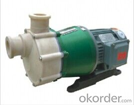 CQB 40-40-125F Fluoroplastic Alloy Magnetic Pump