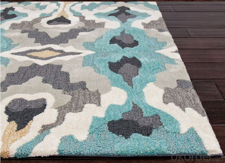 PP Outdoor Hook Carpet