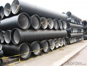 EN545 / EN598 Ductile Iron Pipes K9