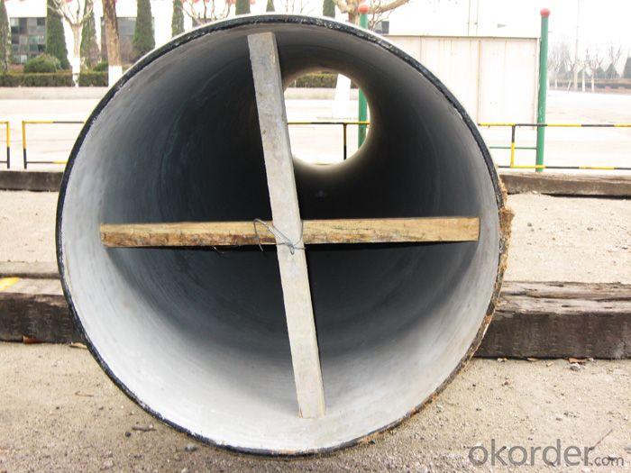 EN545 / EN598 DCI Pipe K9