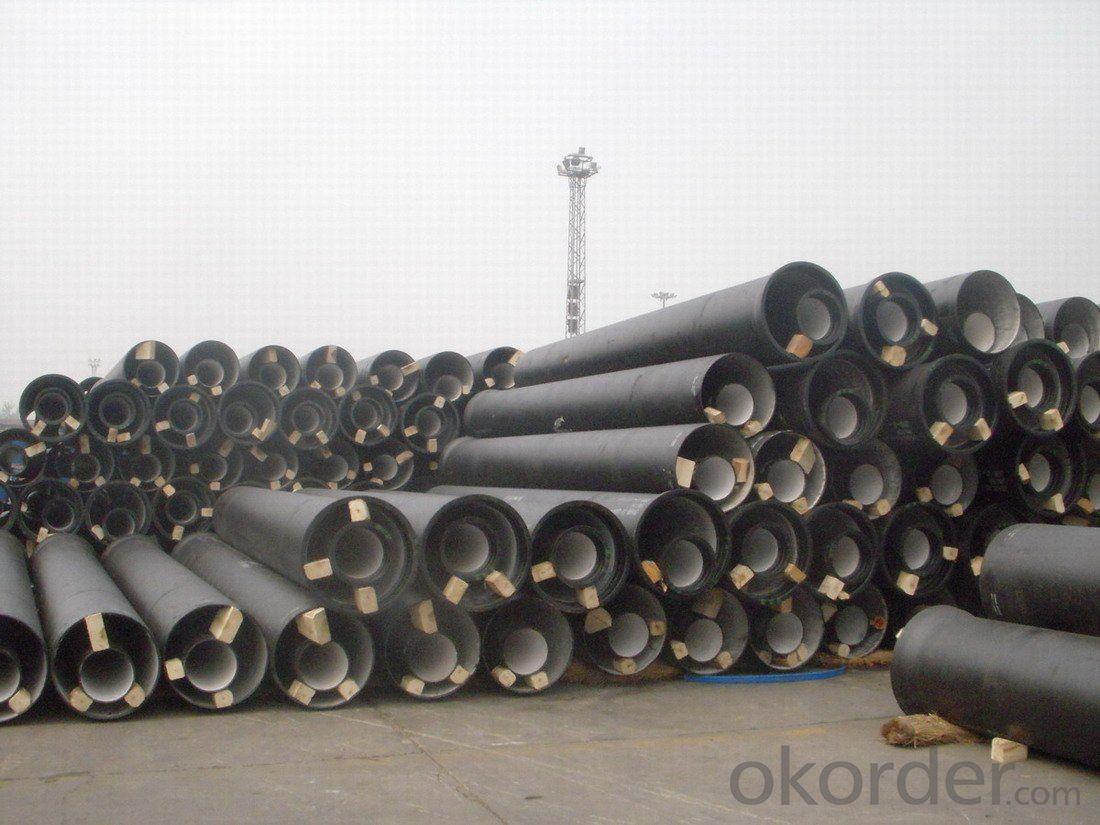 ISO2531 / EN545 / EN598 Ductile Iron Pipe C class