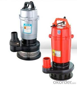 QDX.QX Series Submersible Pump