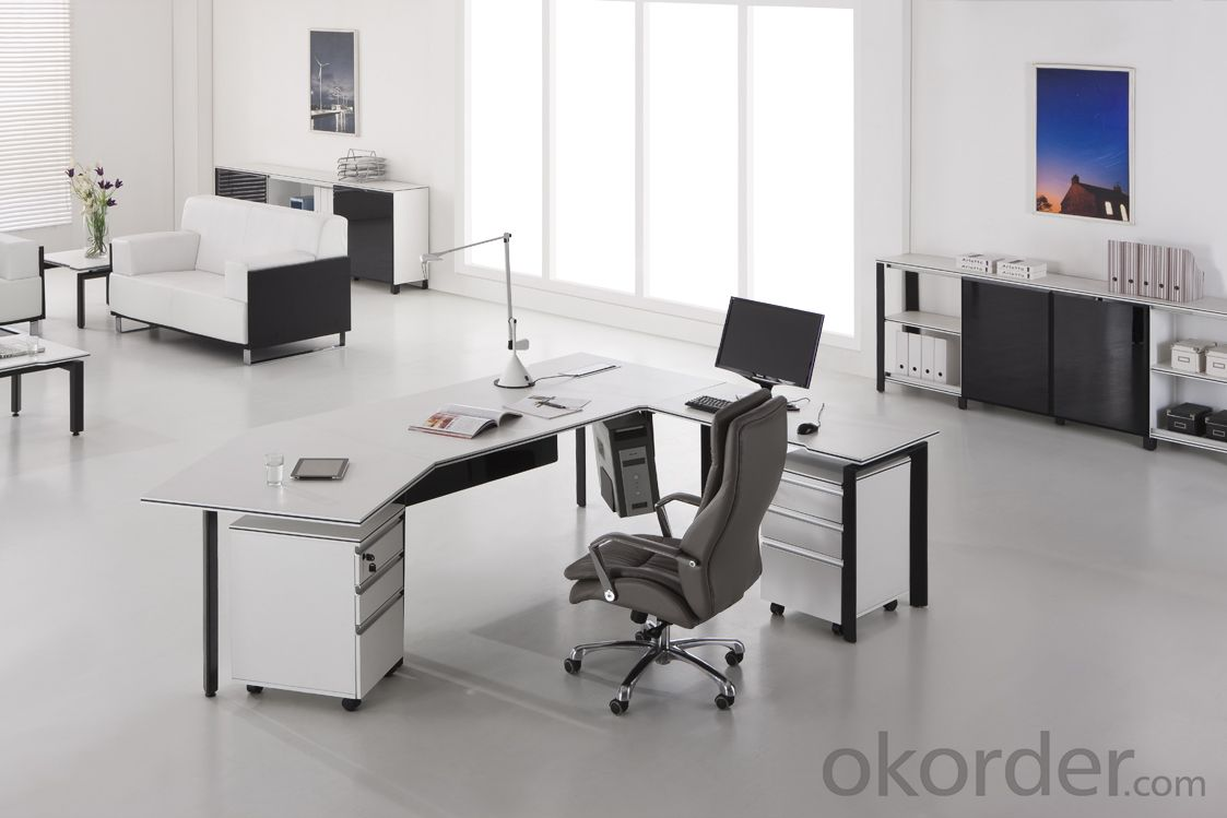 Office desk model-4