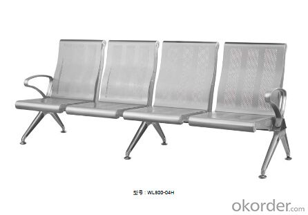 Latest Stainless Steel Waiting Chair 800-03A