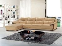 Leather sofa model-3