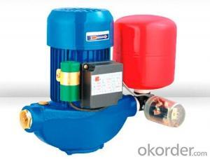 SCP Automatic Pressure Popeline Pump