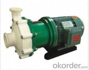 CQB Flange Fluoroplastic Alloy Magnetic Pump