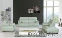 Leather sofa model-2