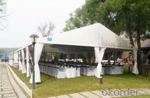 Easy set up outdoor party tent