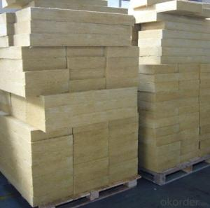 Mineral Wool Board 160kg for wall and ceiling