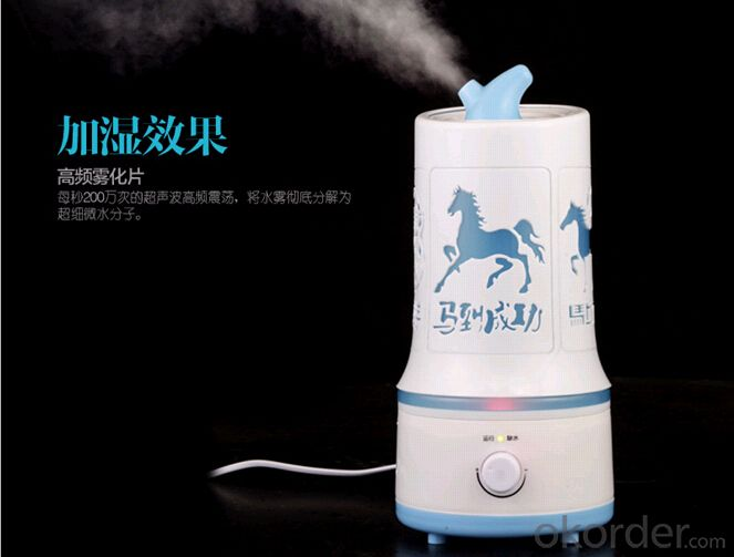 Manufacturers selling mini air purification humidifier mixed batch of ultrasonic atomization