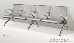 Latest Stainless Steel Waiting Chair 800-04H