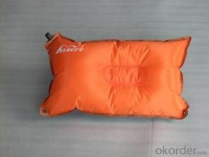Automatic air pillow