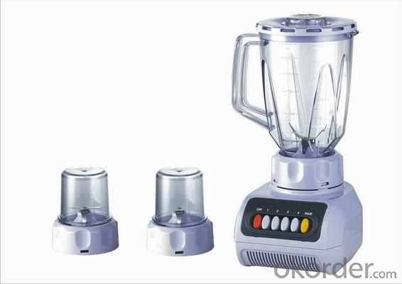 Multi-functional Blender with Filter 999 , 4 in 1 , 4 speeds