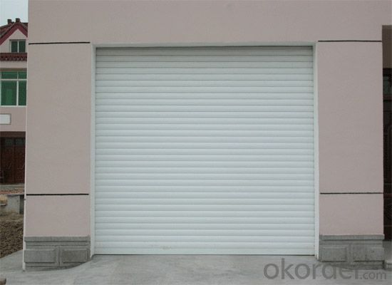 Automatic Sectional Garage Door with Good Quality
