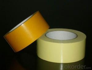 Double Sided Tissue Tape With Hotmelt Adhesive