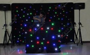 Star Decorative LED Video Curtain CMAX-C5
