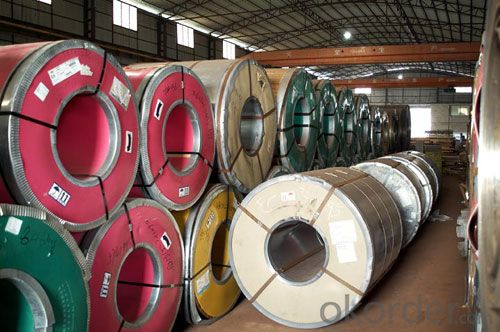 Hot / Cold rolled Stainless Steel Coil