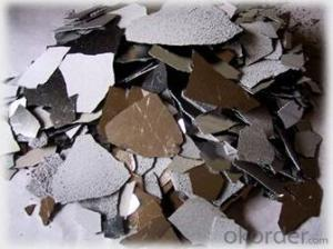 China Origin Electrolytic Manganese Flakes 99.7% in Minerals & Metallurgy