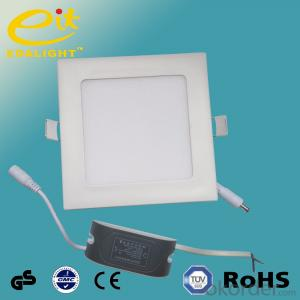 Led Panel light, round shape and square shape