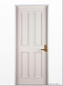 Iron Metal Door with Top Quality