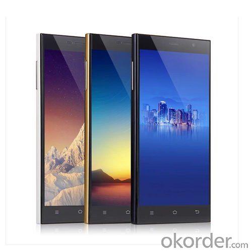 Smart Phone 5 Inch Mtk6582 Quad Core FDD Lte 4G Unlocked Cell Phone
