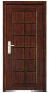 Exterior Armored Door